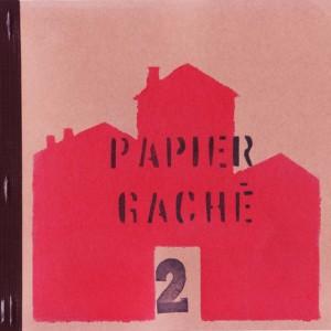 Papier Gaché 2: Couverture