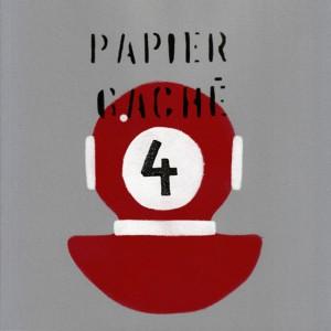 Papier Gaché 4: Couverture